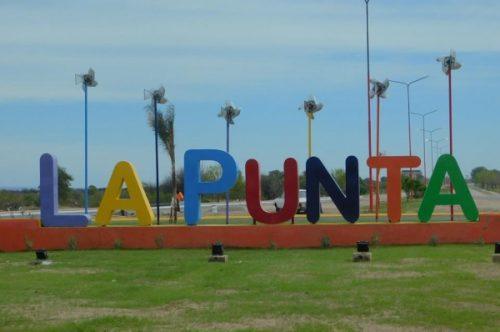Comenzó a regir el reordenamiento vial en La Punta
